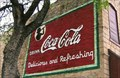 Image for Re-Stored Coca-Cola Mural - Caldwell, KS
