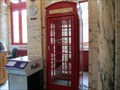 Image for Red Telephone Box @ Northampton National Bank Building - Easton, PA