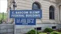 Image for Big Stone Gap Post Office ~  Big Stone Gap, Virginia 24219
