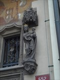 Image for Panna Maria/Virgin Mary, Staromestské námestí, Praha 1, Czech republic