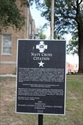Image for CDR Ira H. Nunn, USN -- Ouachita County Courthouse, Camden AR