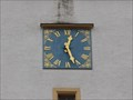 Image for Uhr großer Schlossturm - Colditz, Sachsen, Germany