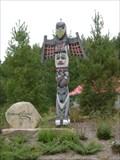 Image for Diamond's Edge Totem - Muskoka, Ontario, Canada