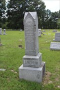 Image for Martha Landrum -- High Cemetery, Wallace TX