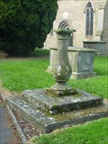 Image for Sundial, St Peter's Church, Bromyard, Herefordshire, England