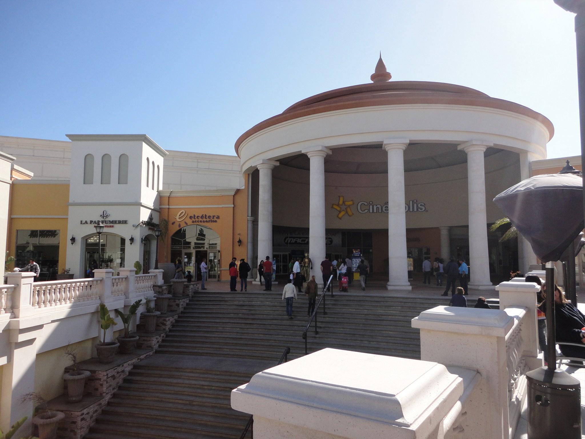 Galerias Hipodromo Cinepolis VIP - Tijuana, Mexico Image