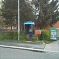 Image for Payphone/Telefonní automat - Slaný, Plynárenská, Czech Republic