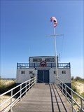 Image for Atlantic City Beach Patrol Flagpole - Atlantic City, NJ
