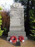 Image for Red Roses War Memorial - Pembrokeshire
