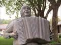 Image for Accordionist Statue - Cotati, California
