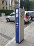 Image for E-Mobilität Ladestation - Hasenbergsteige Stuttgart, Germany, BW