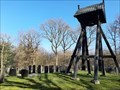 Image for RM: 31727 – Klokkenstoel op kerkhof – Nijeberkoop
