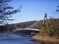 Image for Bridge across the Swiss Bay of Vranov Lake - Czech Republic