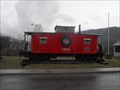 Image for Western Maryland Caboose 1826 - Westernport, MD