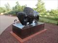 Image for Great Spirit Buffalo II - Oklahoma History Center - Oklahoma City, OK