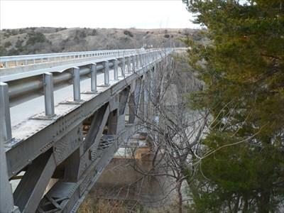 Bryan Bridge   Valentine, NE   U.S. National Register Of Historic Places On  Waymarking.com