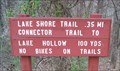 Image for Lakeshore Trail - Warriors Path State Park - Kingsport, TN