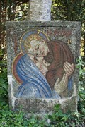Image for Unknown mosaic at Cemetery of Poppelsdorf - Bonn, Germany