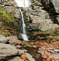 Image for Starohutský waterfall - Pohronský Inovec, Slovakia