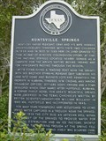 Image for Huntsville Springs