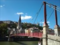 Image for Passerelle Saint Georges - Abbé Paul Couturier - Lyon, France