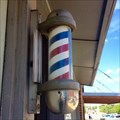 Image for Unique Barber Pole - Denton, TX