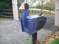 Image for Pukeko Mail Box - Whitford, New Zealand