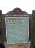 Image for Clayton