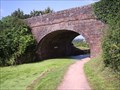Image for Tiverton Road Bridge, Great Western Canal, Devon UK