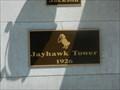 Image for Jayhawk Tower - 1926 - Topeka, Ks.