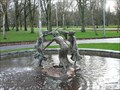 Image for Tree girls, in the park, Rotterdam - The Netherlands
