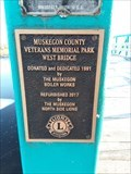 Image for Muskegon County Veterans Memorial Park West Bridge - Muskegon, Michigan