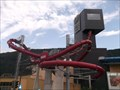 Image for L2 - The first double loop-the-loop water flume in the world, Wörgl, Tirol, Austria
