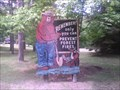 Image for Smokey The Bear Sighting at Cowans Gap State Park - Fort Loudon, PA