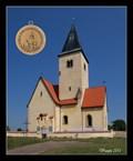 Image for No. 1852 - Kostel sv. Jakuba a Filipa na Chvojne u Konopište, CZ