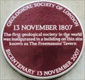 Image for Geological Society of London - 200 years - Great Queen Street, London, UK