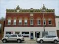Image for former Bank of Stockton - Stockton, Illinois