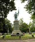 Image for Civil War Veterans Memorial - Bohemian National Cemetery, Chicago, IL