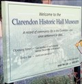 Image for Clarendon Historic Hall Museum - Clarendon, SA, Australia