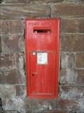 Image for Victorian Wall Post Box - Lower Bridge Street - Chester - Cheshire - UK