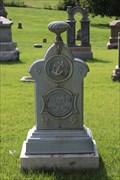 Image for Asa G. Kelsey -- Mount Vernon Cemetery, Atchison KS
