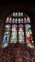 Image for Stained Glass Windows - St Andrew - Denton, Lincolnshire