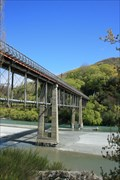 Image for Lower Shotover Bridge (No. 2) — Lower Shotover, New Zealand