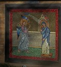 Image for The Annunciation, a mosaic - Rochester, NY
