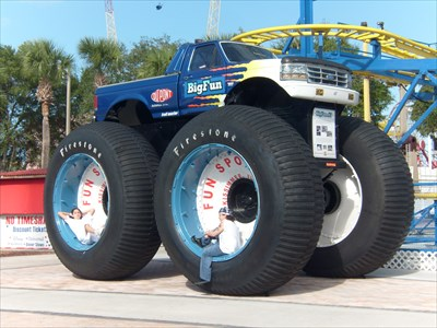 Big Foot, Monster Truck, Kissimmee