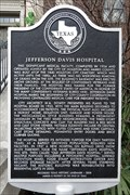 Image for Jefferson Davis Hospital