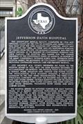 Image for Jefferson Davis Hospital