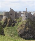 Image for Dunluce Castle - Tourism Attraction - Northern Ireland, United Kingdom.