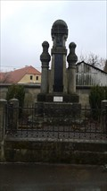 Image for WWI Memorial - Skrovad - Czech Republic