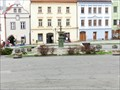 Image for Fountain, Tachov, Czech Republic